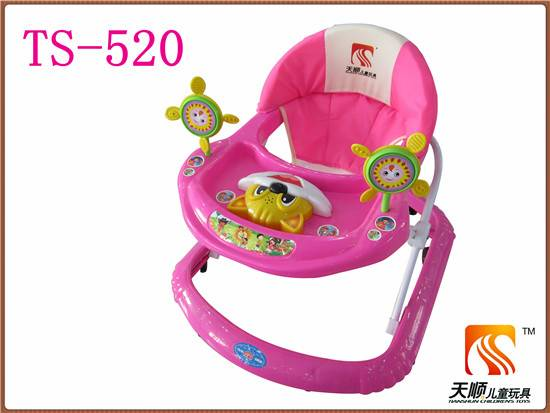 PP plastic material baby walker hot sale