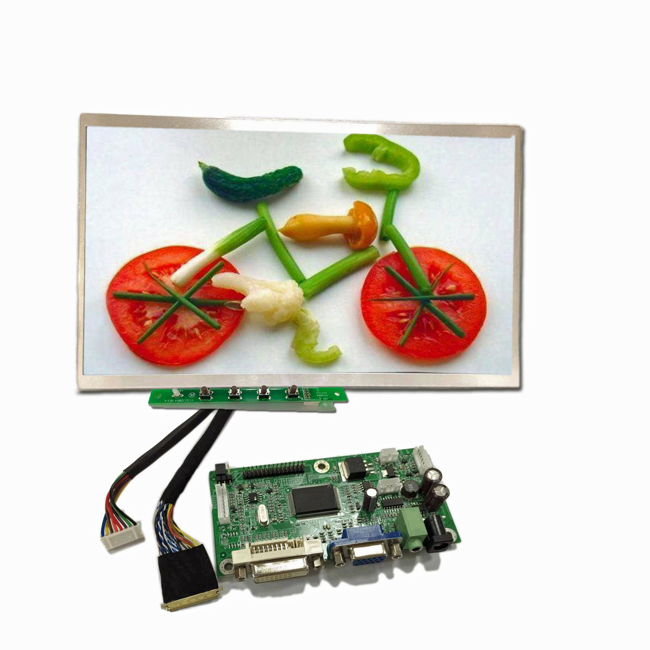 10.1- inch TWS101LAW Tft Lcd Module with driver board kit for Advertising panel