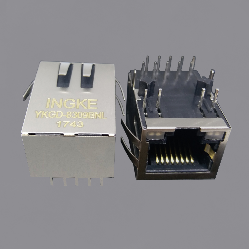7499111446 WE Gigabit RJ45 Magjack Connectors