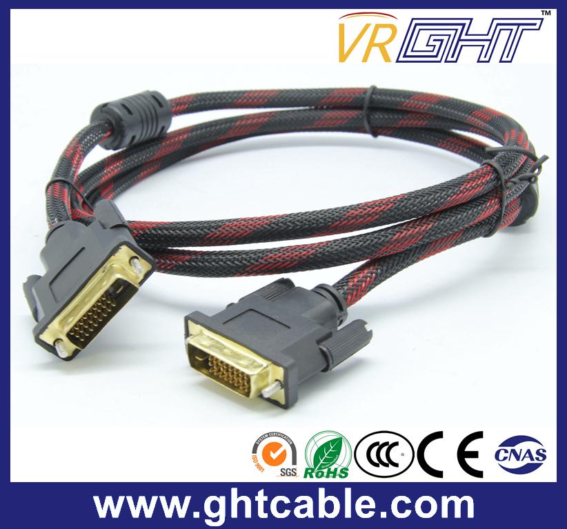 DVI to DVI Cable PVC Jacket