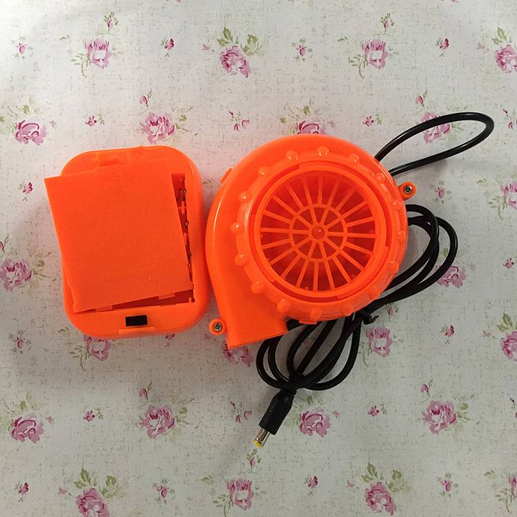 Miniature blower, cartoon toy, air blower, small blower
