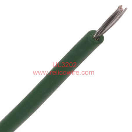UL3302 Irradiated PE Insulated Electrical Wire (30V)