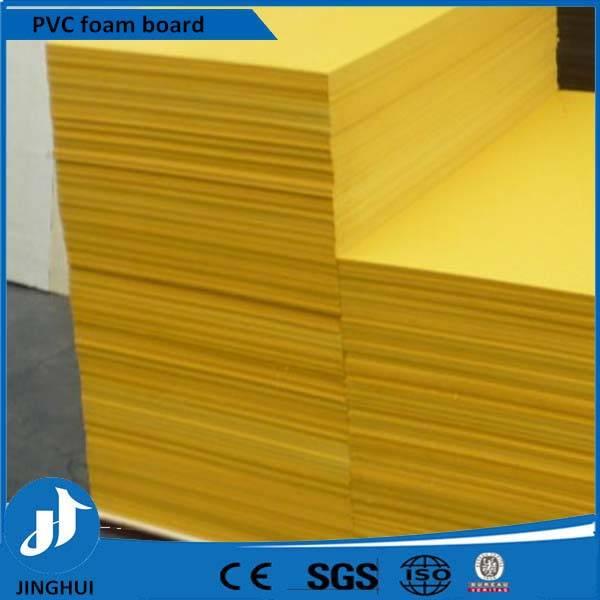 Industrial fine quality,price pvc foam sheet
