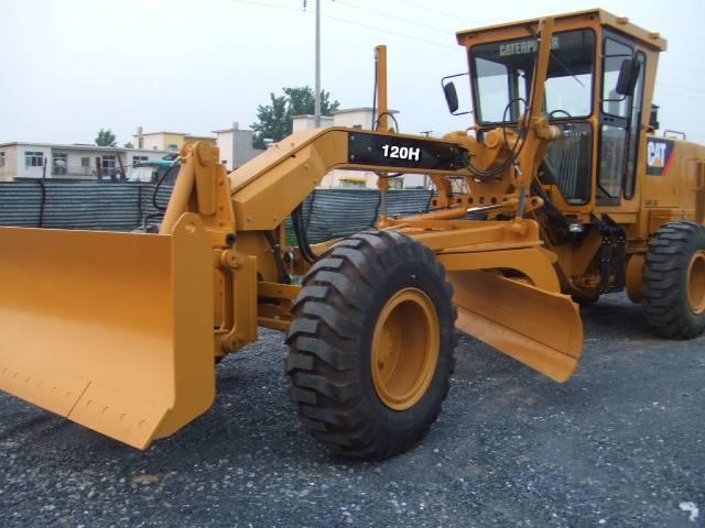 sell used motor grader 120H