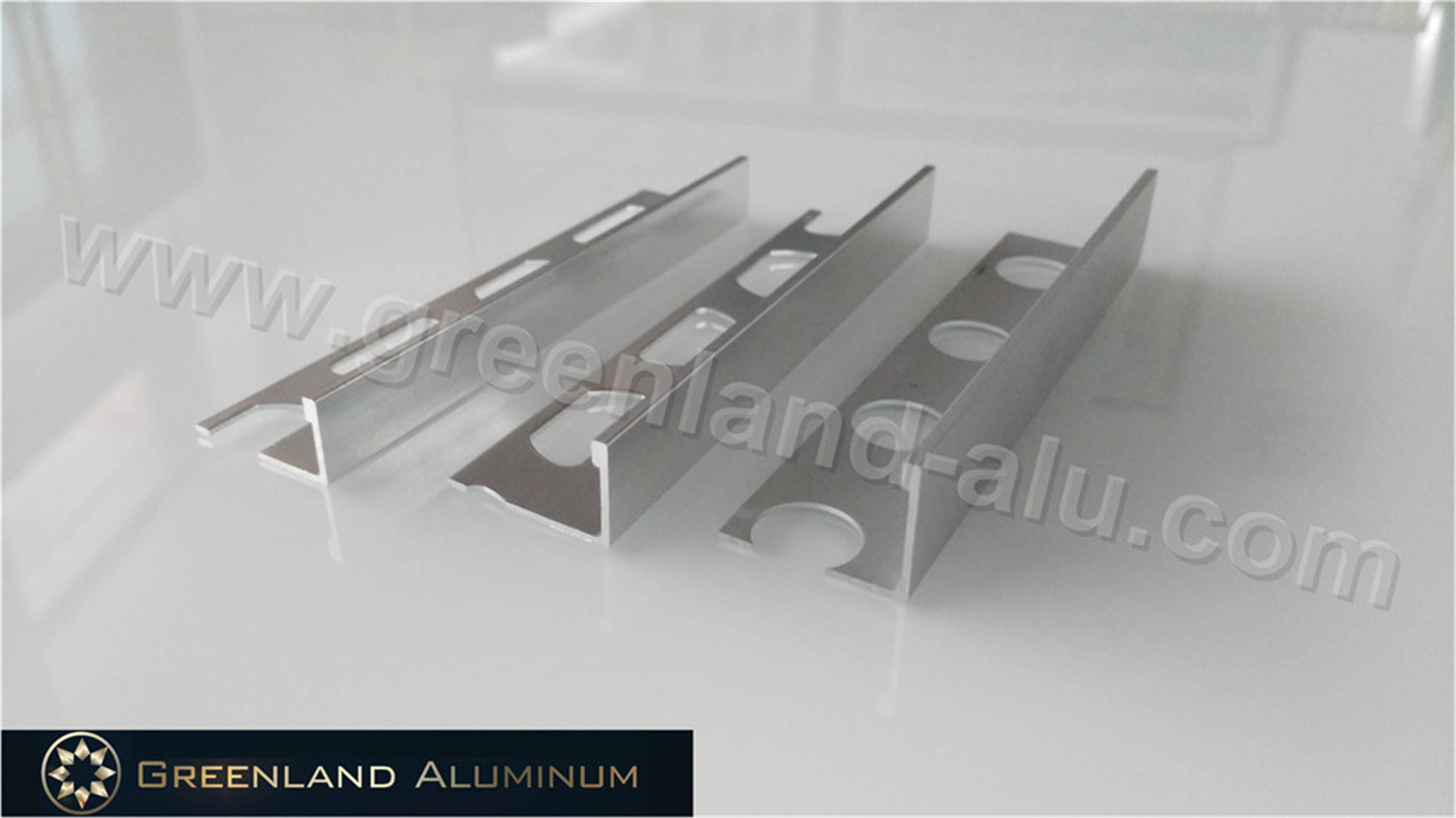Aluminium Flooring Trim Tile Edging