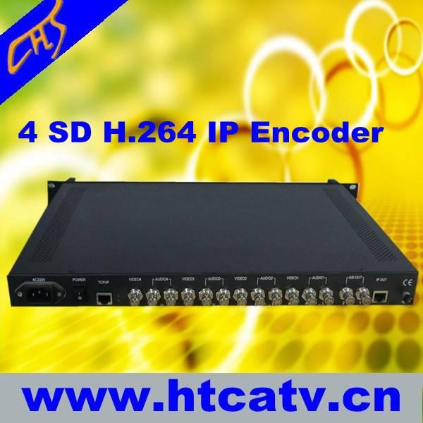 digital tv system mpeg2 H.264 sd encoder