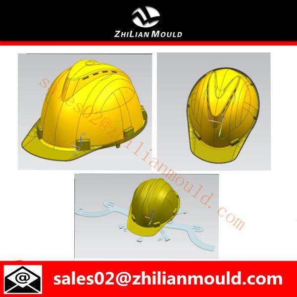 plastic safety helmet mould