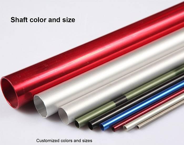 7001/7075t-6 aluminum alloy for arrow shaft