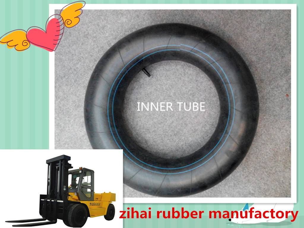 Forklift tyre inner tube 400-8