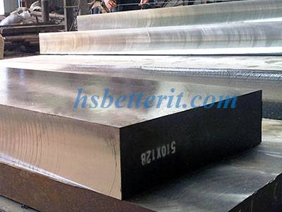 High speed tool steel plate AISI M2/1.3343
