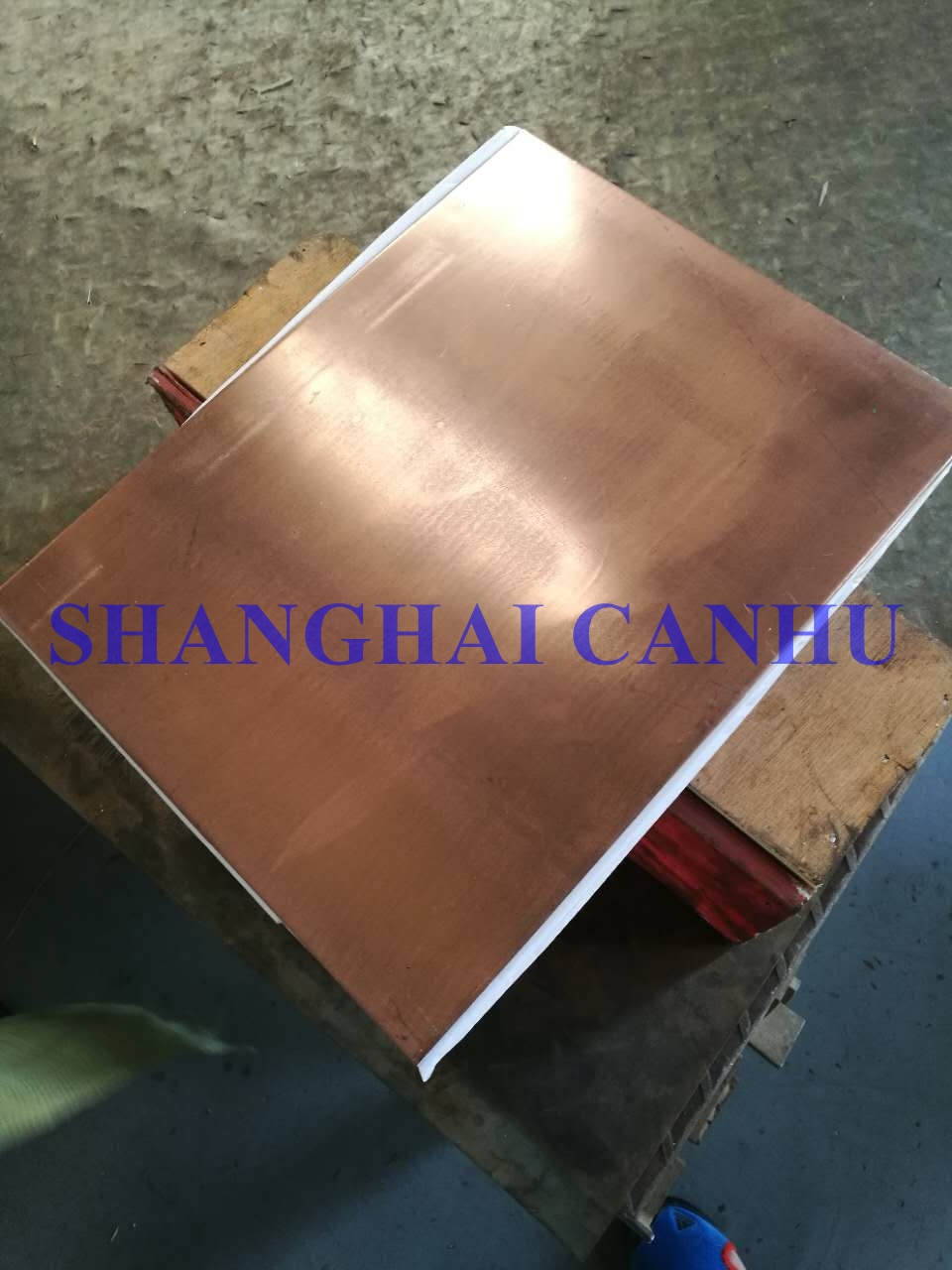 C65100 Low Silicon Bronze Plate