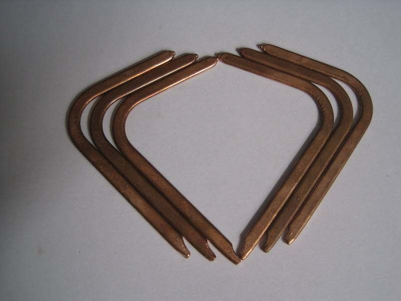 sintered or groove copper heat pipes for computer cooling