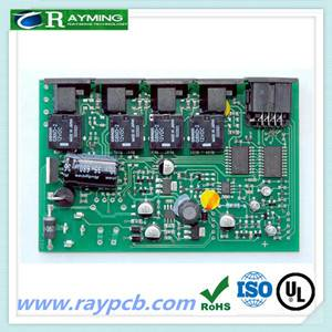 Lcd tv mainboard &mutilayer PCB manufacture with no MOQ