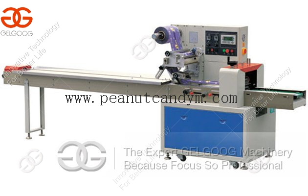Pillow Type Packing Machine|Snack Packing Machine