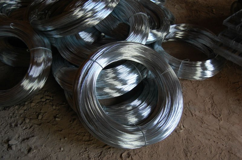 high tensile strength redrawing wire