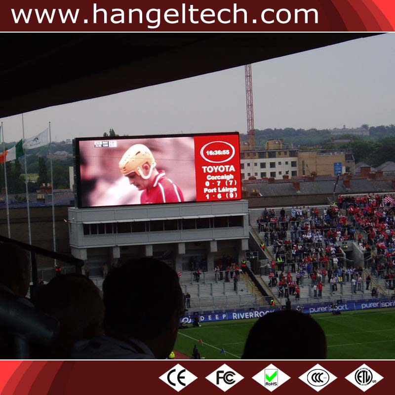 Outdoor P10mm High Brightness LED Jumbotron Screen for Stadium