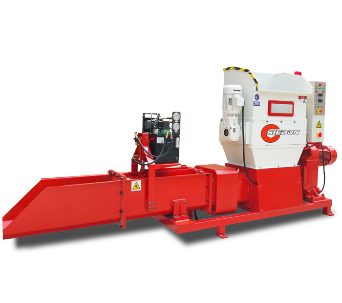 EPS Compactor for Waste Polystyrene Recycling