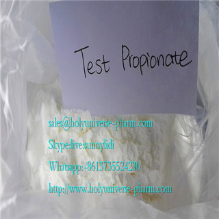 testosterone propionate/anabolic steroid test prop/test prop/ high quality test prop/cas 15262-86-9