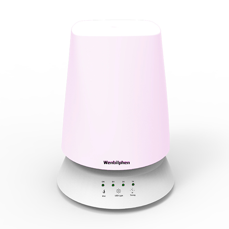 TD-02 350ml Ultrasonic Essential Oil Diffuser/Aroma Diffuser For Yoga