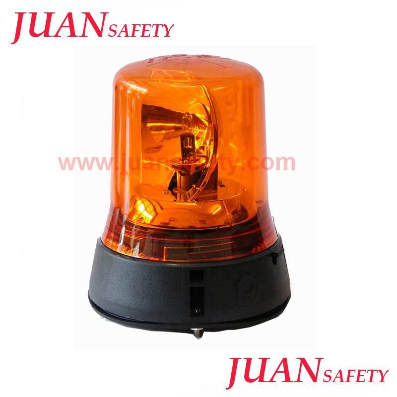 ECE R10 Amber Rotator halogen strobe warning beacon LTD506