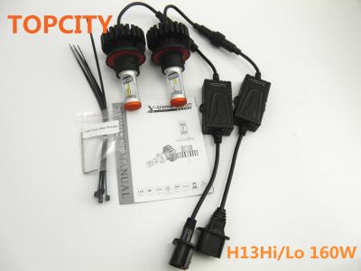 H13 led headlight bulbs 12v 80w H13 rechargeable headlight H13 lifan headlight
