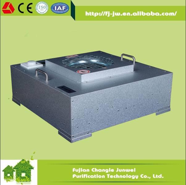 JW FFU Adjustable speed, fan filter unit series with HEPA ffu filter