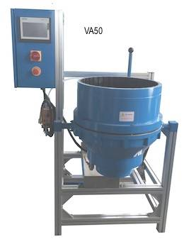 50L Dry Centrifugal Disc Finishing Machines
