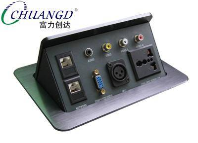 CHUANGD Tabletop Outlet