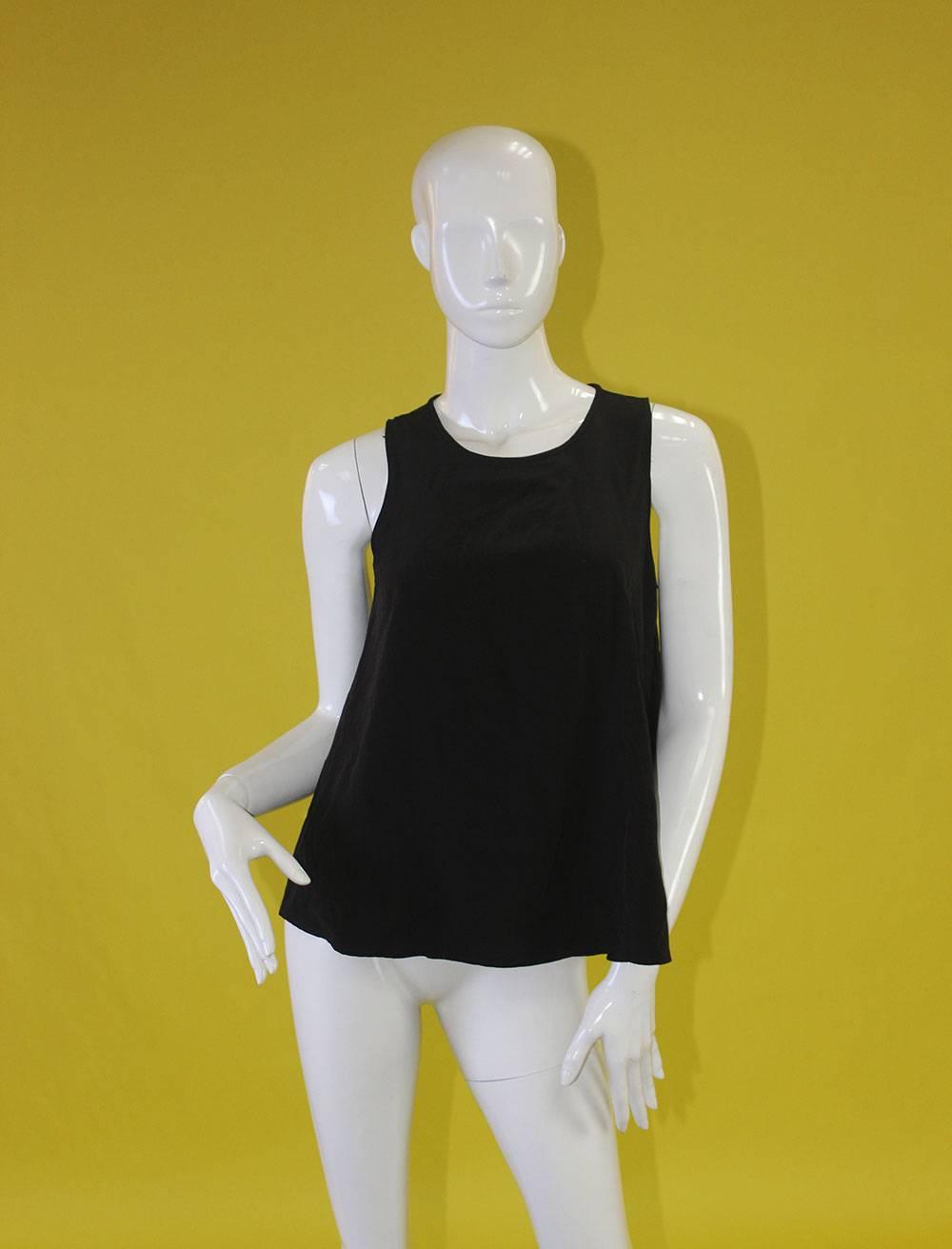 New arrivals fashion simple women chiffon tops