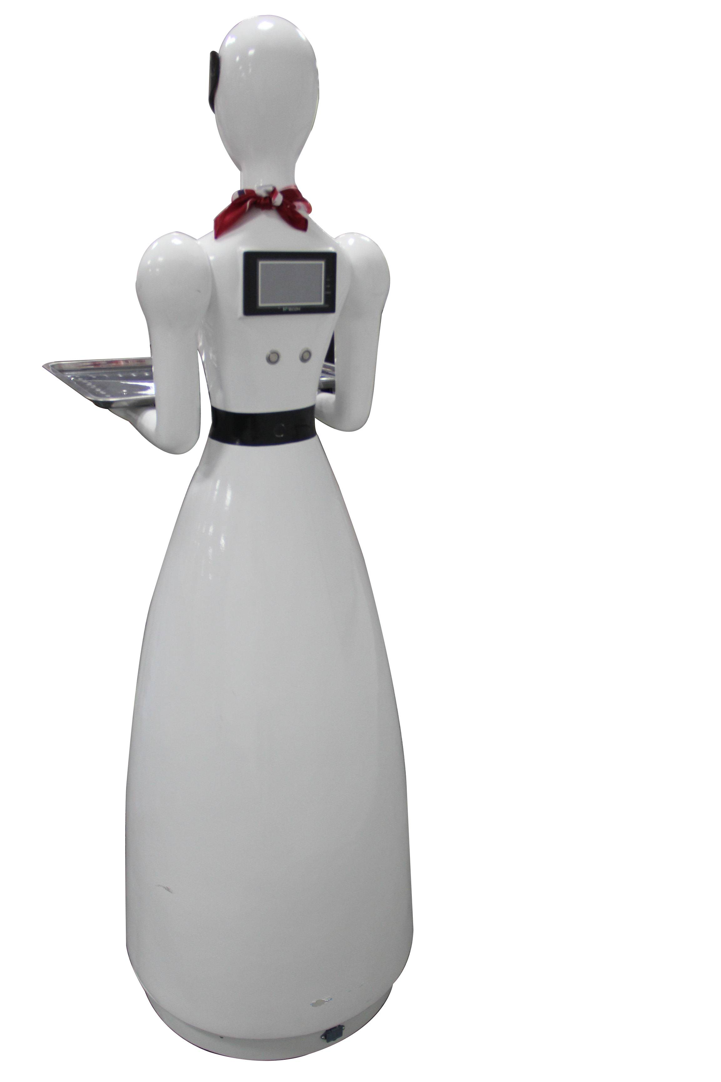 Dishes Delivering Smart Waiter Robot for Restaurant