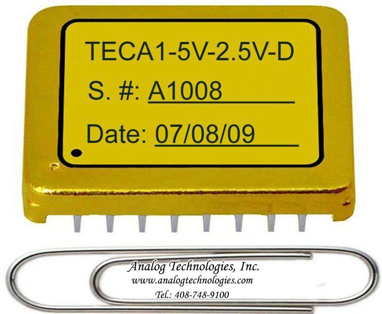 TECA1 Series TEC Controllers