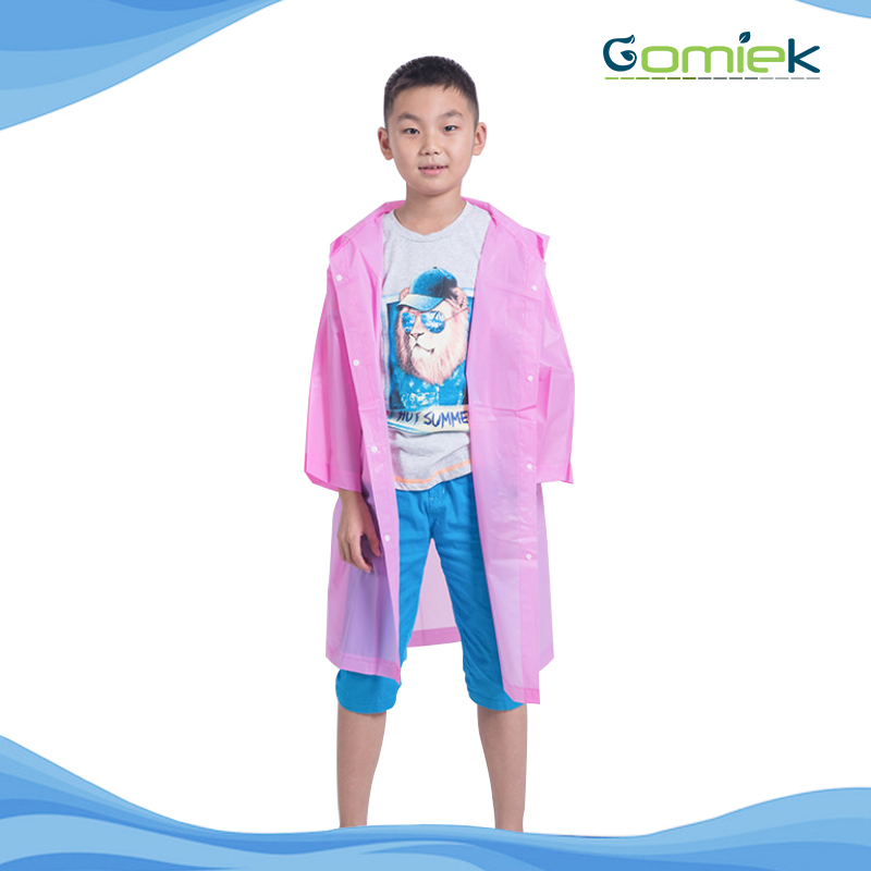 Kids raincoat Gomiek C1