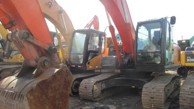 Used HITACHI Excavator ZX240-3,second hand good excavator