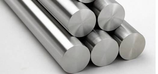CK45 hard chrome plated piston rods and bars for hydraulic cylinder