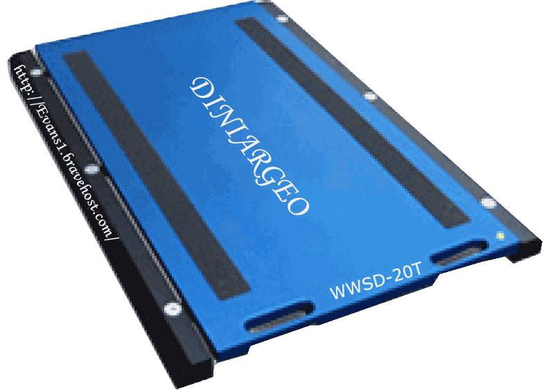PORTABLE TRUCK SCALES WWSD