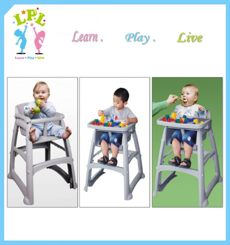 Durable non-toxic no smell eco friendly Baby chair for feeding