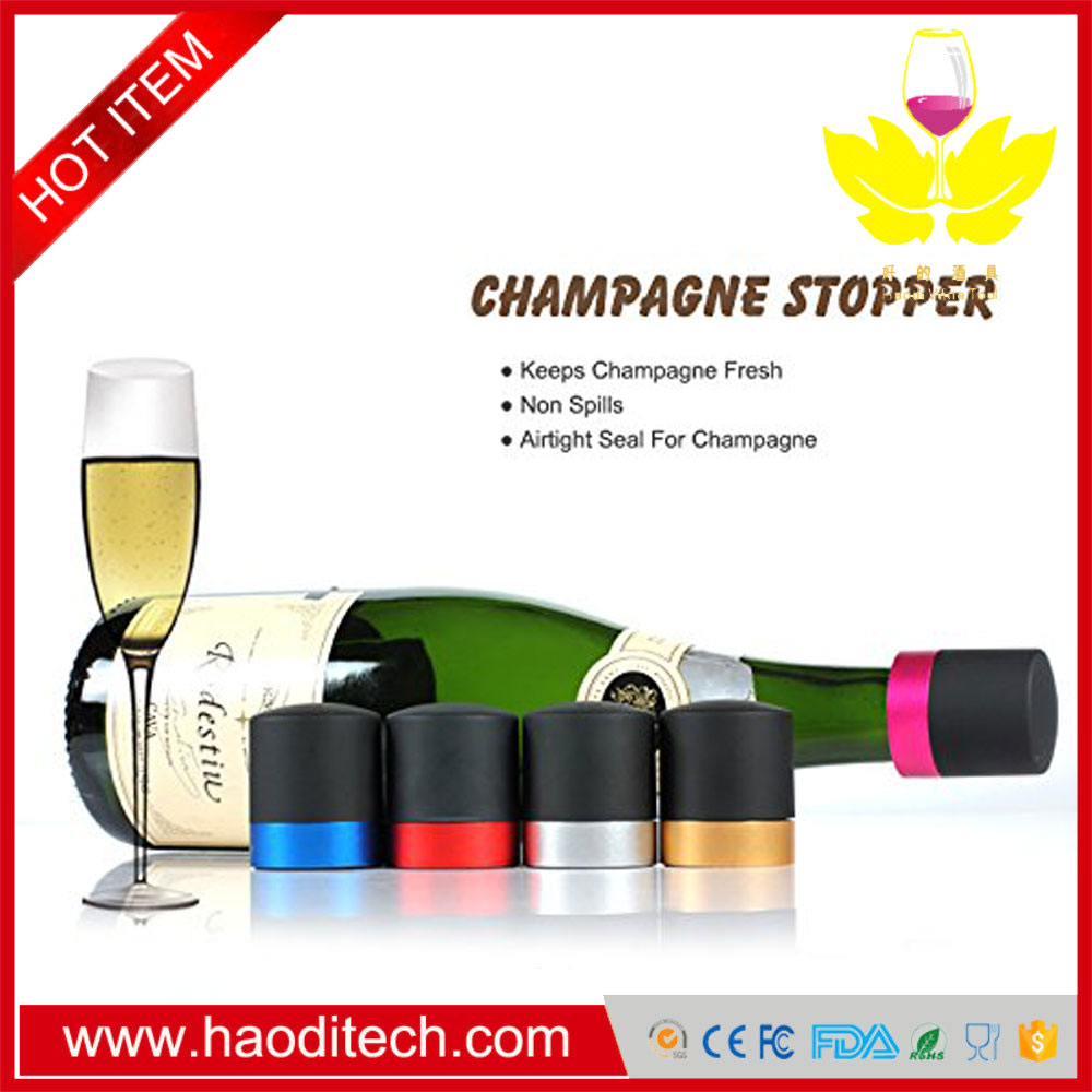 Champagne Sparkling Wine Bottle Stopper