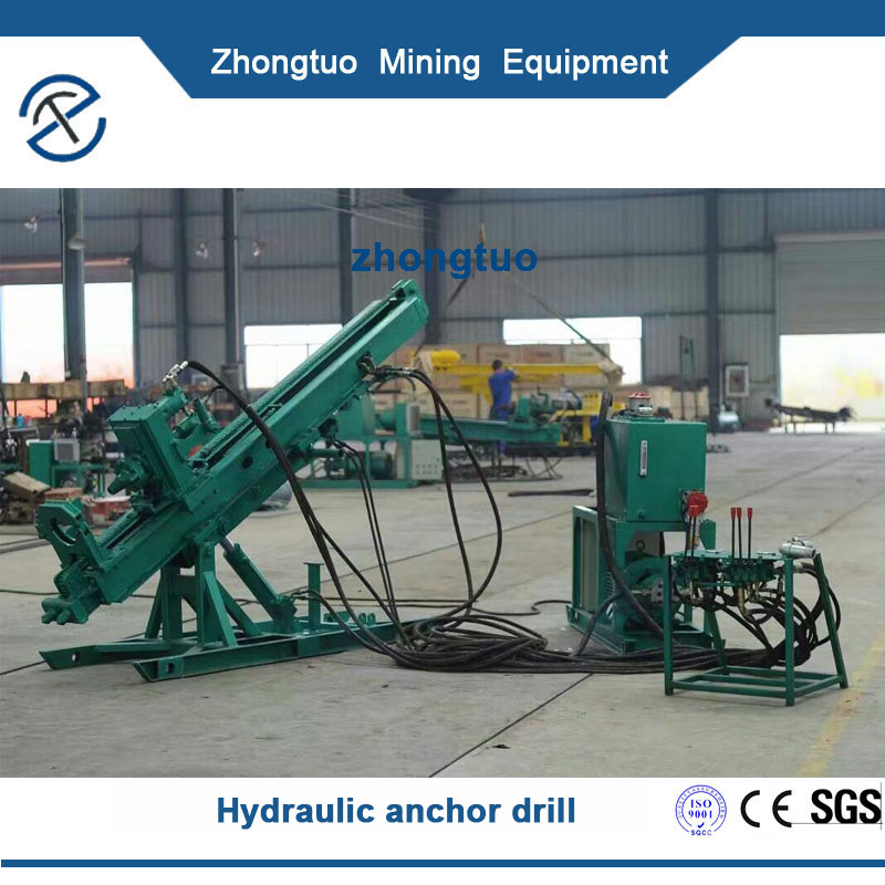 China Crawler Mounted Anchor Drilling Rig Manufacturers