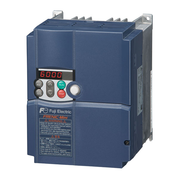 Fuji Variable Frequency Drives / Inverters / Converters