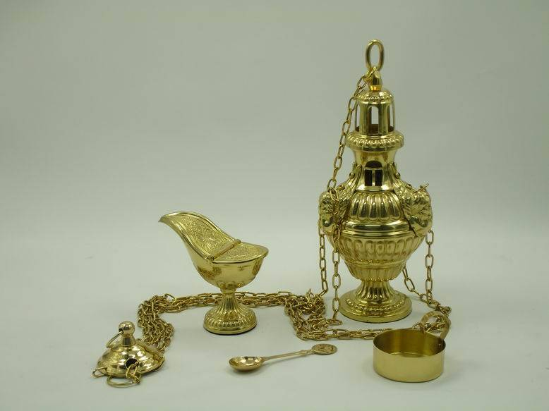 High Quality Brass Censer With Three Beautiful AngeExcellent Incense Burner M6-1