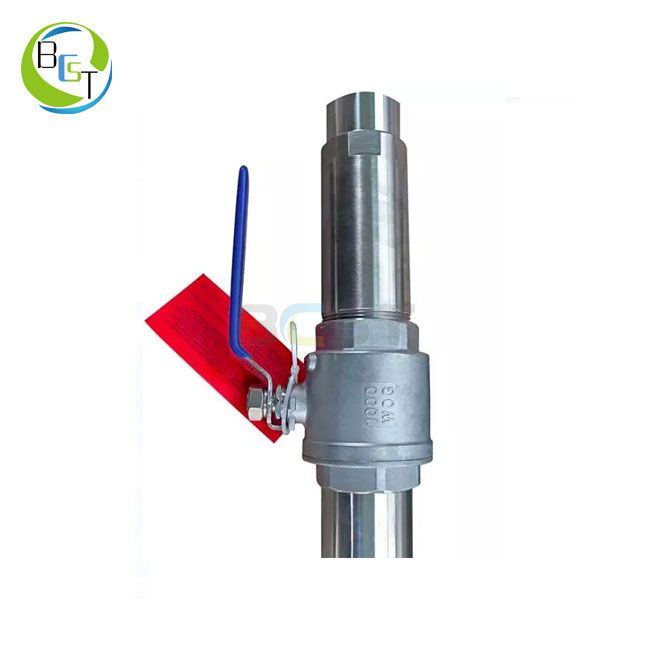Remote Electromagnetic Flowmeter