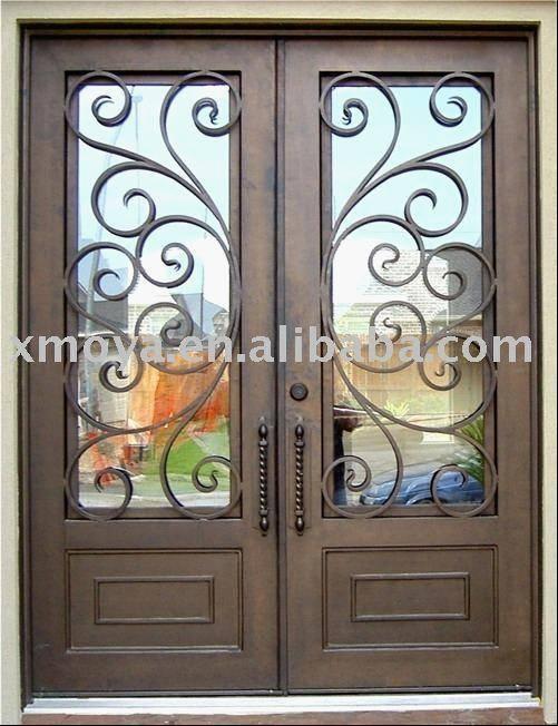 2011 new style iorn door