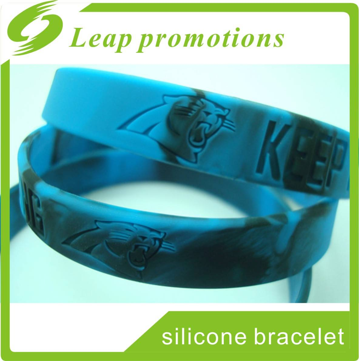 Professional Custom Silicone Wristband Custom Silicone bracelet Bulk Silicone Wristband