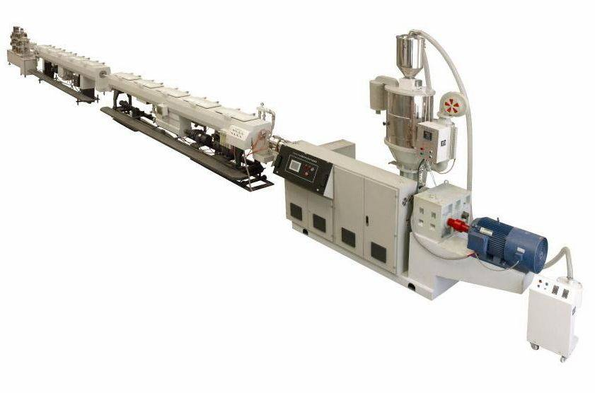 PE Pipe Extruder-PE/PPR/PP Water Supply/Gas Distribution Pipe Extrusion Line