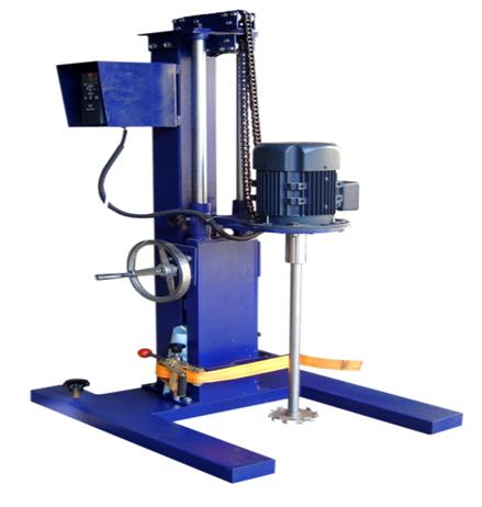 BPF-Dispersing Machine