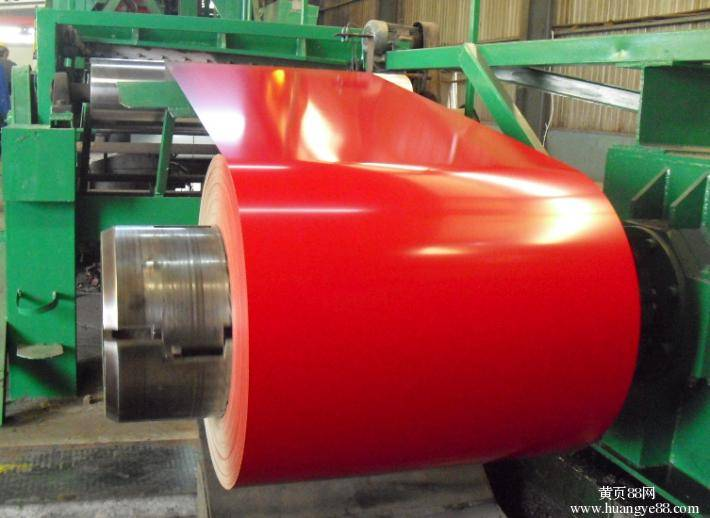 prepainted steel coil with NIPPON/KCC painting in Ral colors