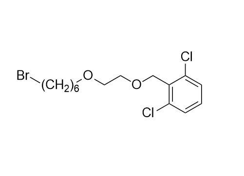 2-[2-(6-BroMohexyloxy)ethoxyMethyl]-1,3-dichlorobenzene (CAS NO.:503070-57-3)