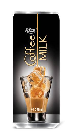 Milk Coffee 250 Ml