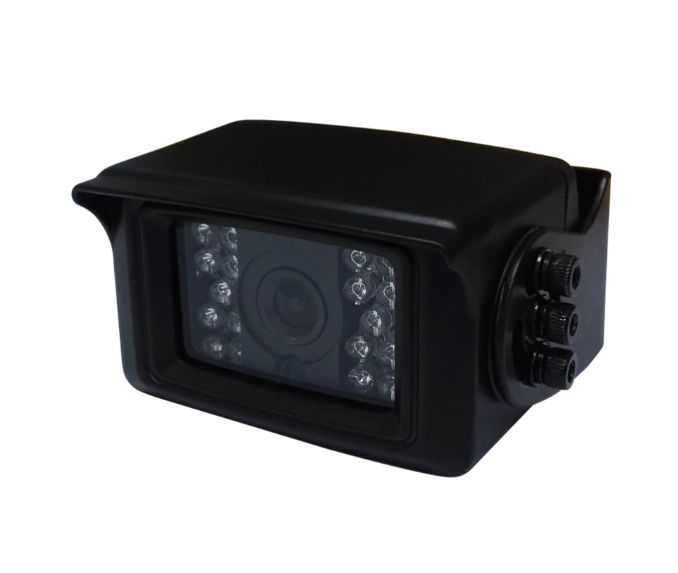 vehicle surveillance Analog camera with Mobile DVRsystem