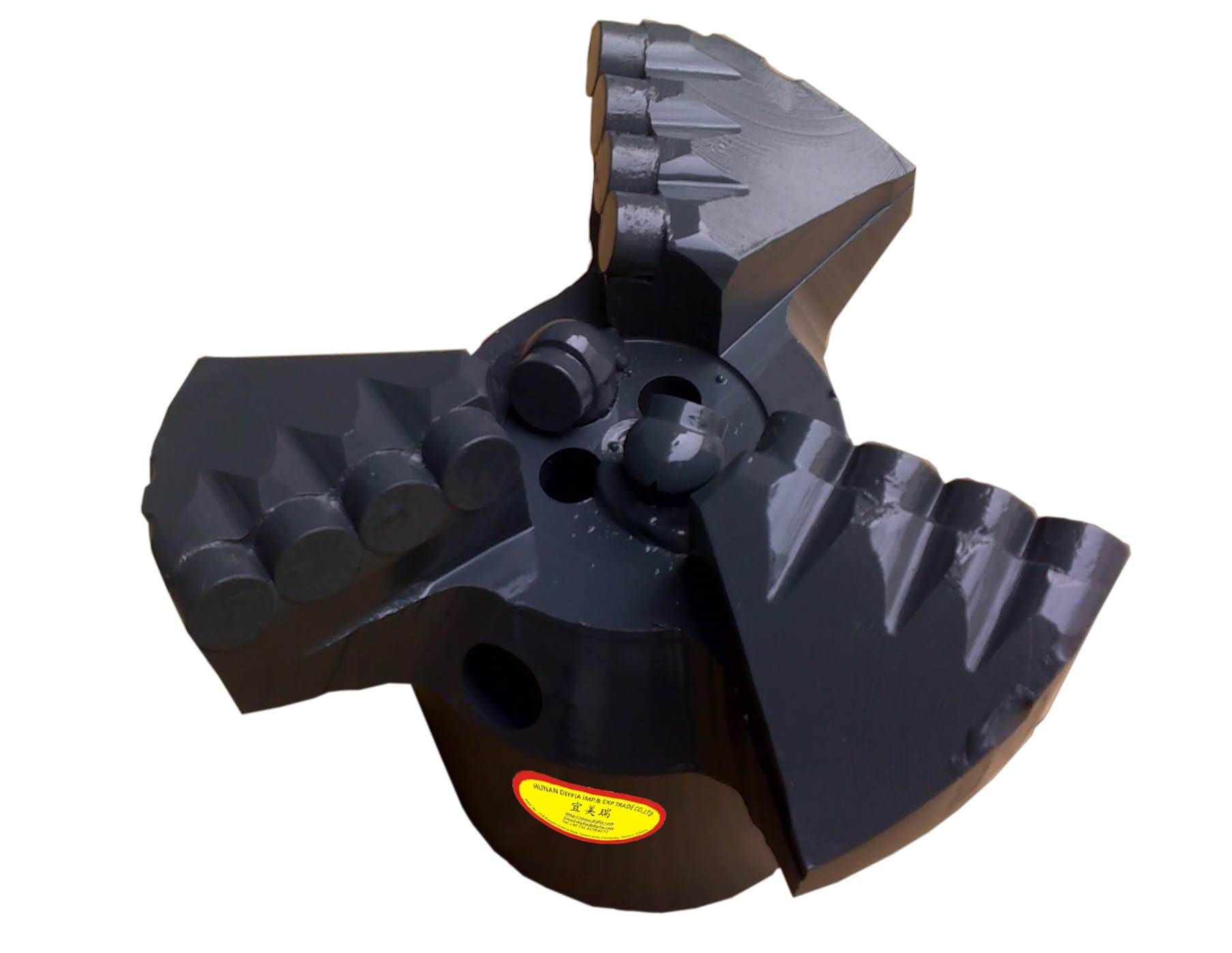 PDC Diamond Drill Bit/ PDC tricone drill bit/ Open hole drill bit/ Rock drill tool